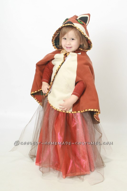 Front with cape