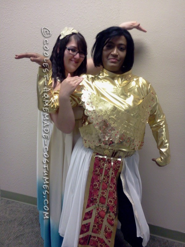 Cool Michael Jackson Costume from