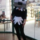 Cool DIY Jetsons Costume: Rosie the Robot Comes Out of Retirement!