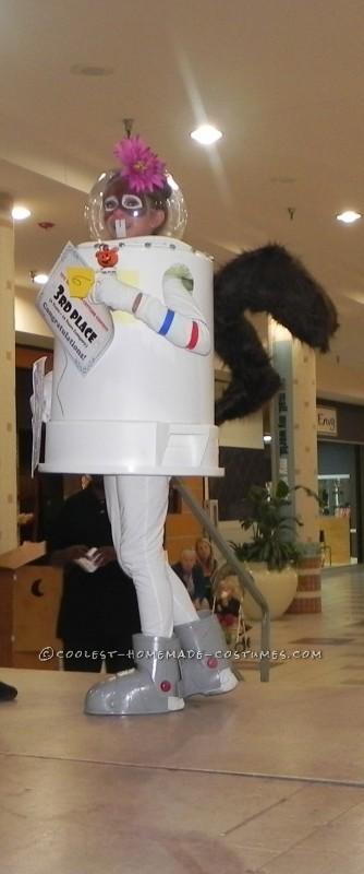 Coolest Sandy Cheeks Costume from SpongeBob Squarepants - 5