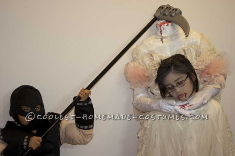 Marie Antoinette and Her Executioner