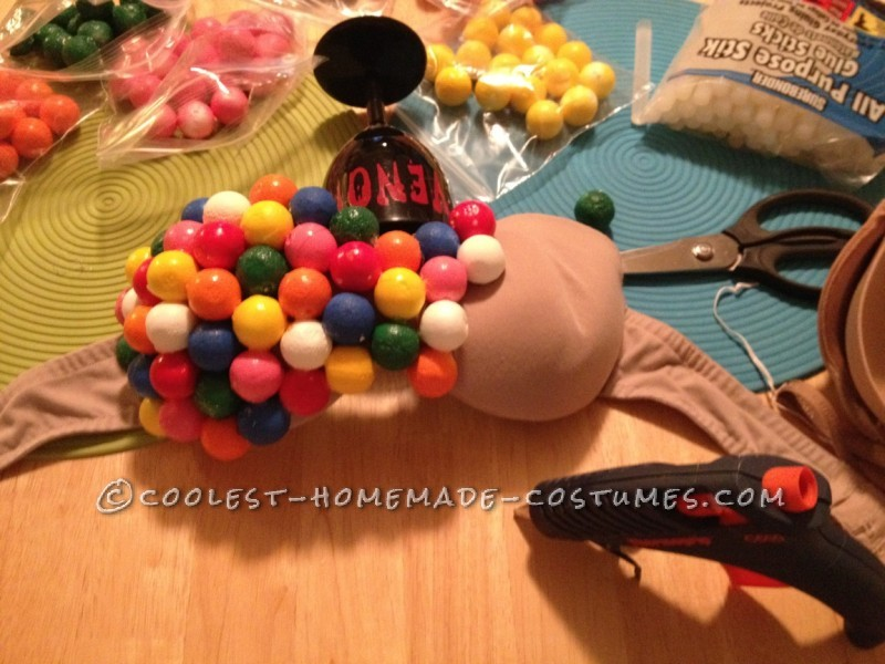 Sexy Gumball Girl Costume
