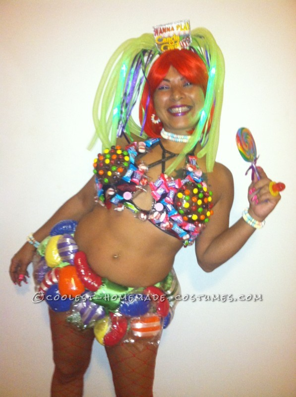 Sexy Candy Crush Costume