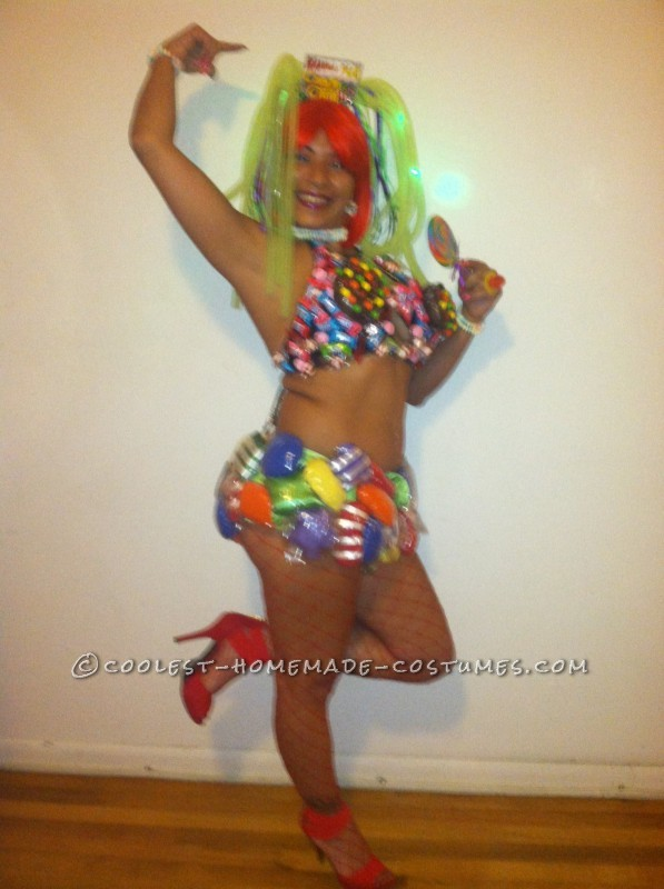 Sexy Candy Crush Costume - 3