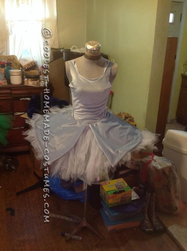 Sexy Handmade Cinderella Costume