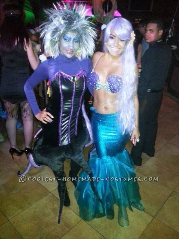 Sexy DIY Mermaid Costume - 1