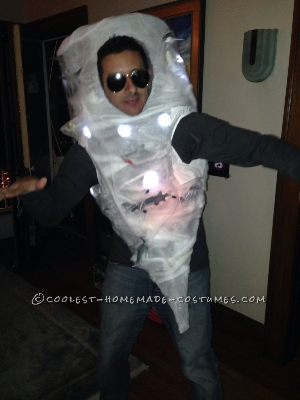 Awesome Sharknado Costume - 1