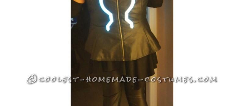 Show-Stopping Homemade Quorra Costume