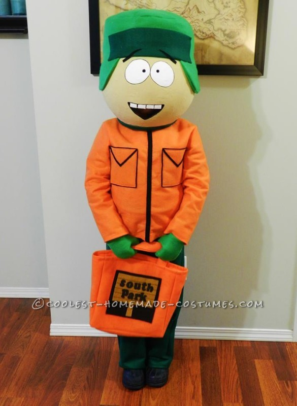 Cool Homemade South Park Family Costumes
