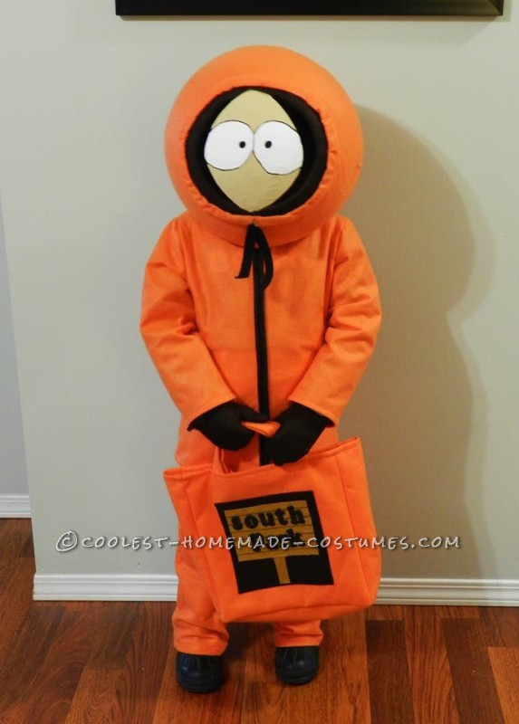 Kendall as Kenny McCormick