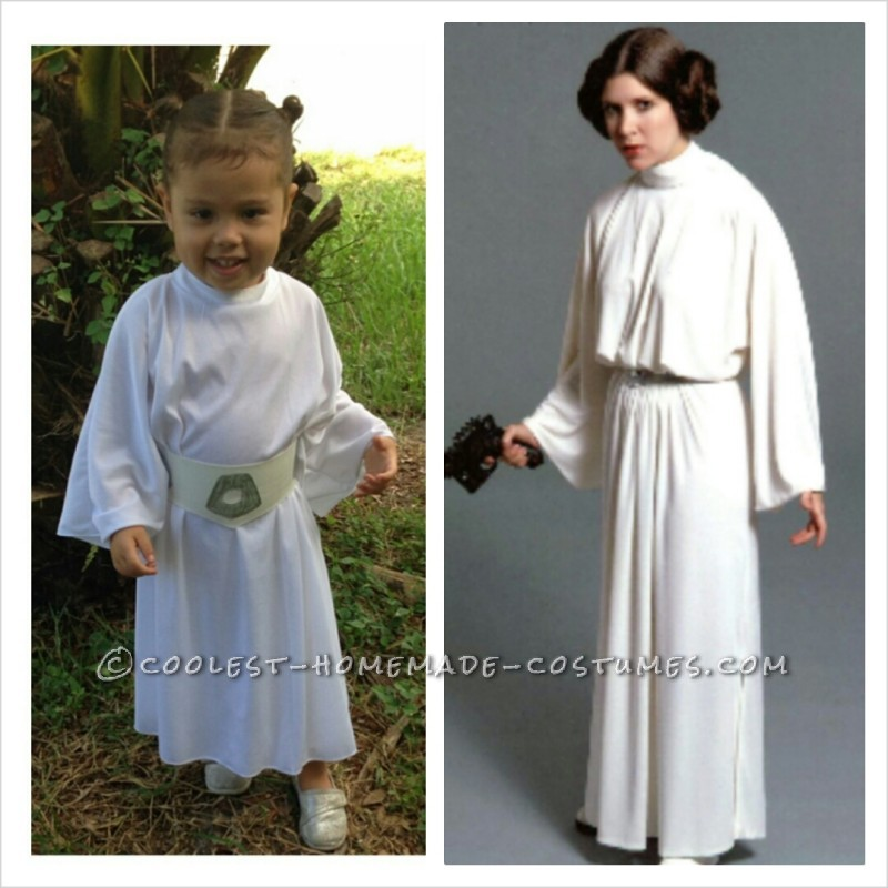 Homemade Star Wars Family Costumes - 1