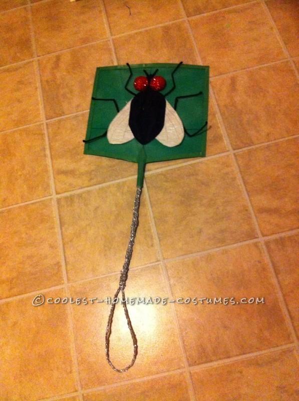 Crerate Halloween Costume Idea: Super Fly... Swatter!