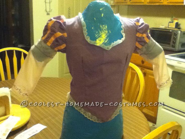 Super Realistic Rapunzel Costume - 2