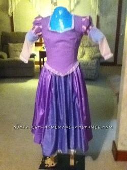 Super Realistic Rapunzel Costume - 3