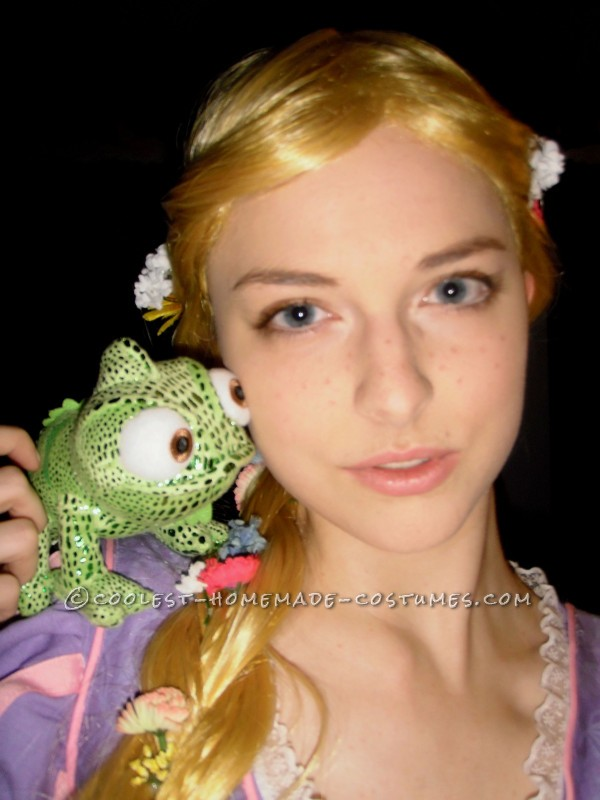 Super Realistic Rapunzel Costume - 8