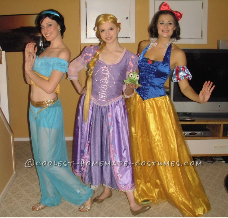 Super Realistic Rapunzel Costume