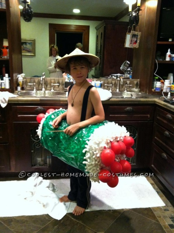 Cool Sushi Boy Beau Costume