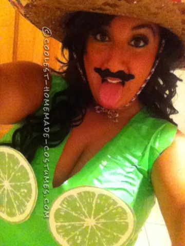 Sexy Girl Group Costume: Take Life with a Grain of Salt, a Slice of Lemon and a Shot of Tequila