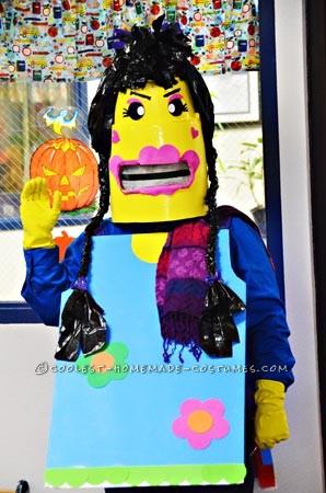 My Lego Lady