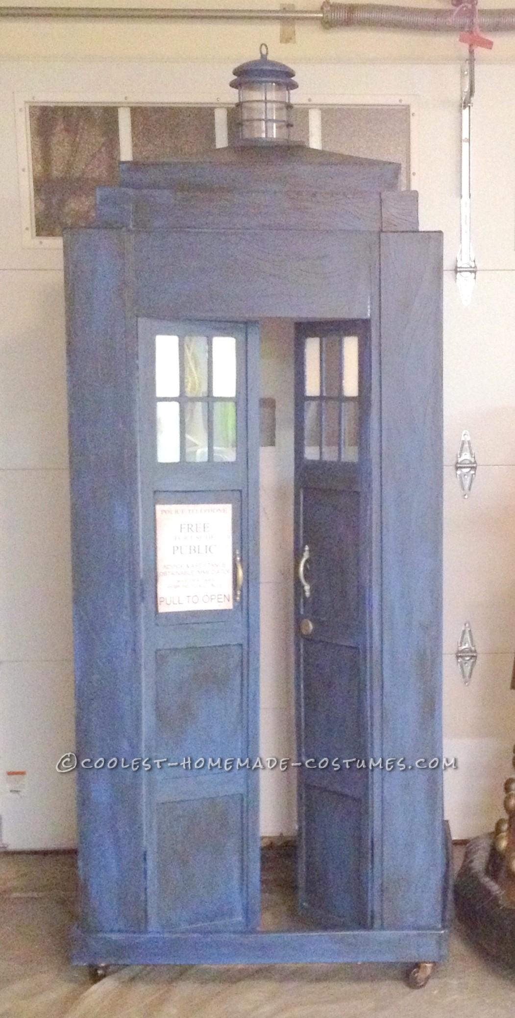 TARDIS incomplete