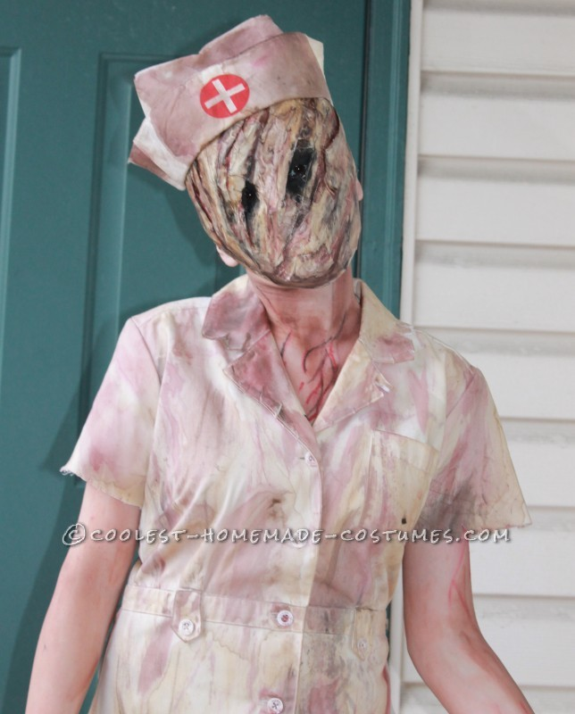 The Absolutely Scariest Silent Hill Costume for a 13-Year Old Girl - 1