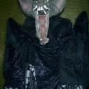 Epic Bat Costume on Stilts