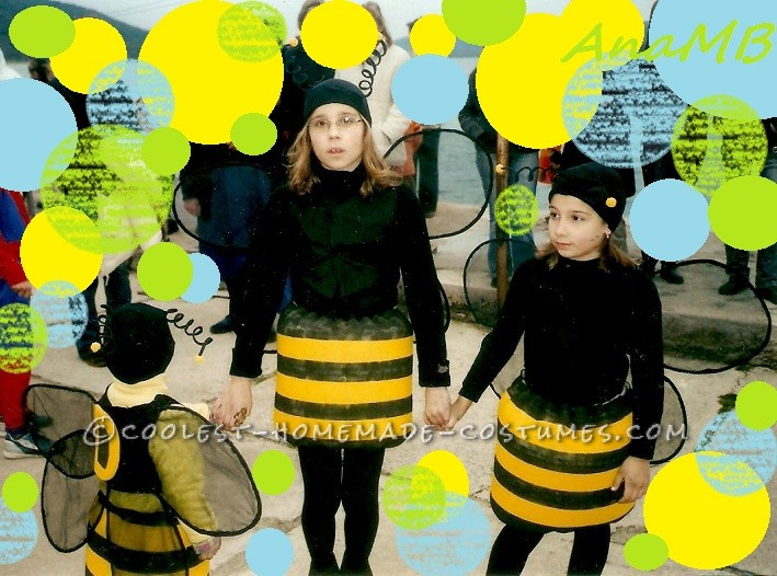 bees of to fly
