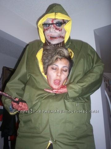 Headless Halloween Costume: The Beheaded and The Killer