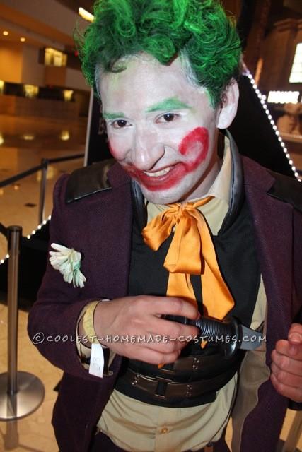 Joker Close Up