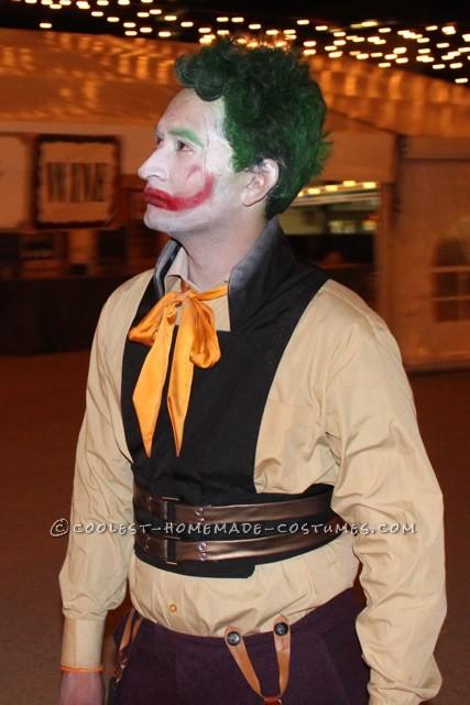 The Joker Vest