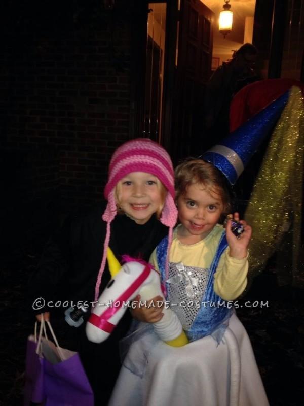 Edith & Agnes aka. Makenna & Kiya