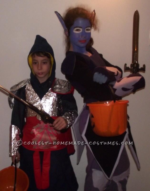Coolest Ninjini Costume from Skylanders - 1