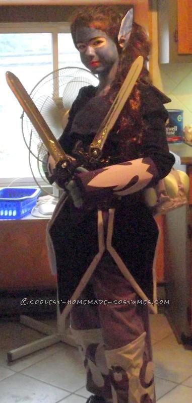 Coolest Ninjini Costume from Skylanders - 2