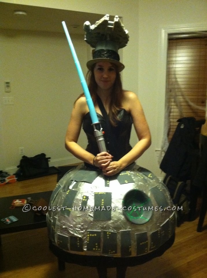 Awesome Star Wars Death Star Costume