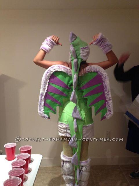 The Dragon vs. The Knight Couple Costume