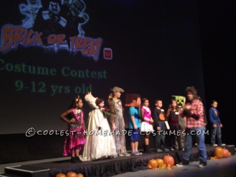 Legoland costume  contest
