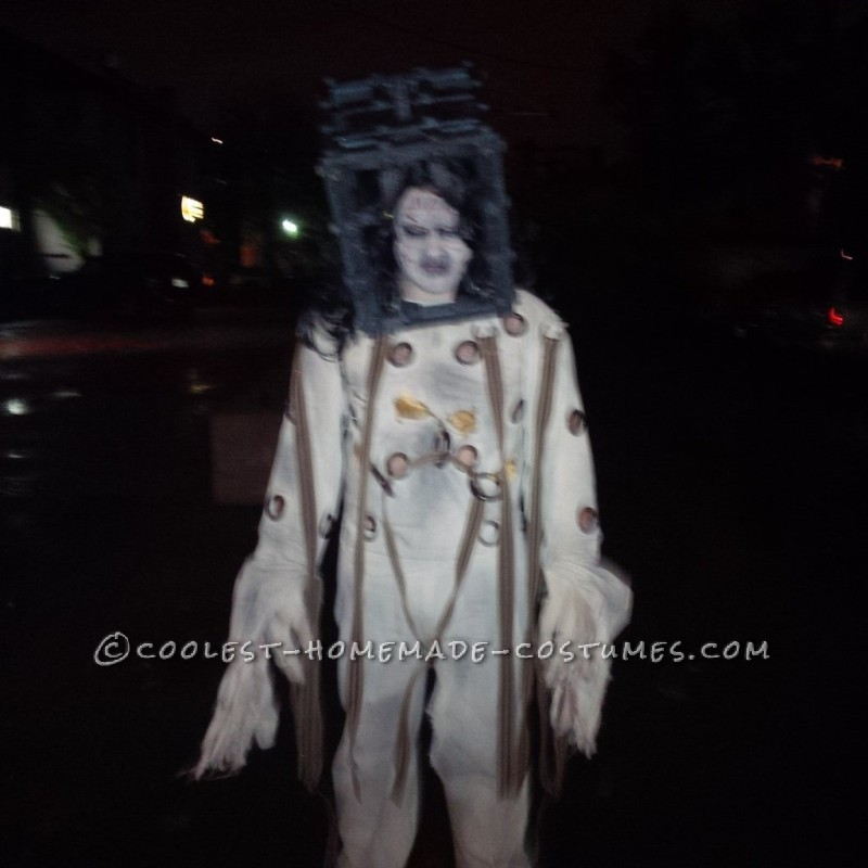 The Jackal Costume from 13 Ghosts - 2
