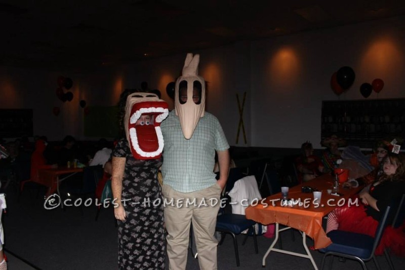 Coolest The Maitlands Couple Halloween Costume