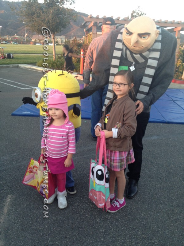 Cool Despicable Me Homemade Halloween Costumes - 1