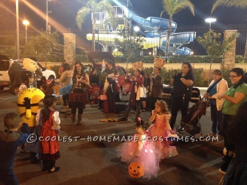 Cool Despicable Me Homemade Halloween Costumes