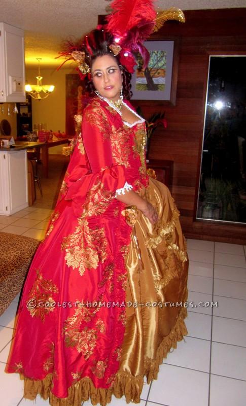 The Original 1% – Rococo Masquerade Couple Costume - 5