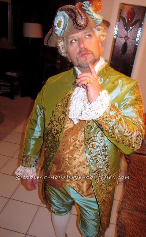 The Original 1% – Rococo Masquerade Couple Costume - 6