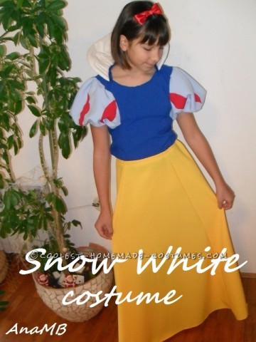 The Prettiest Snow White Costume