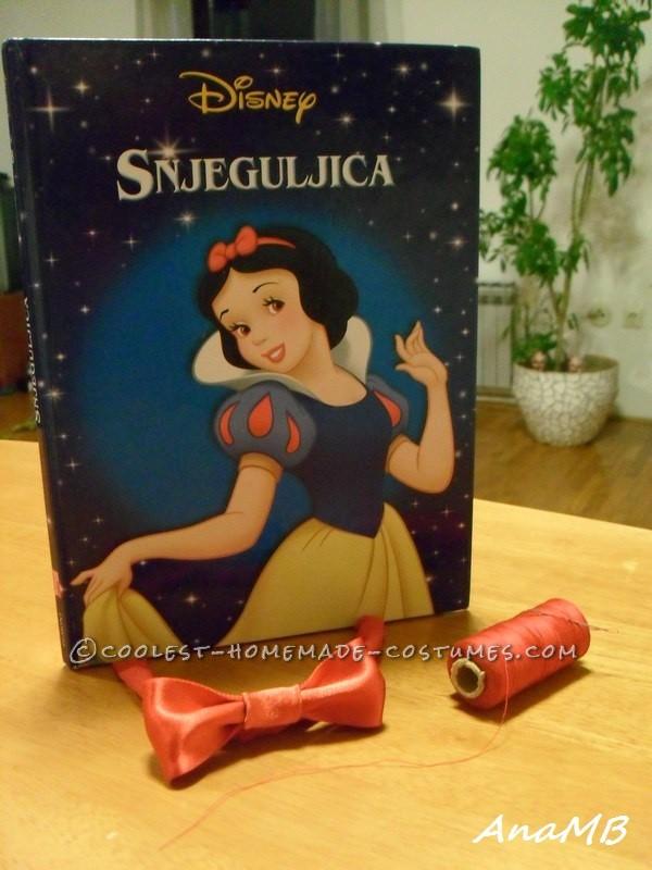 The Prettiest Snow White Costume