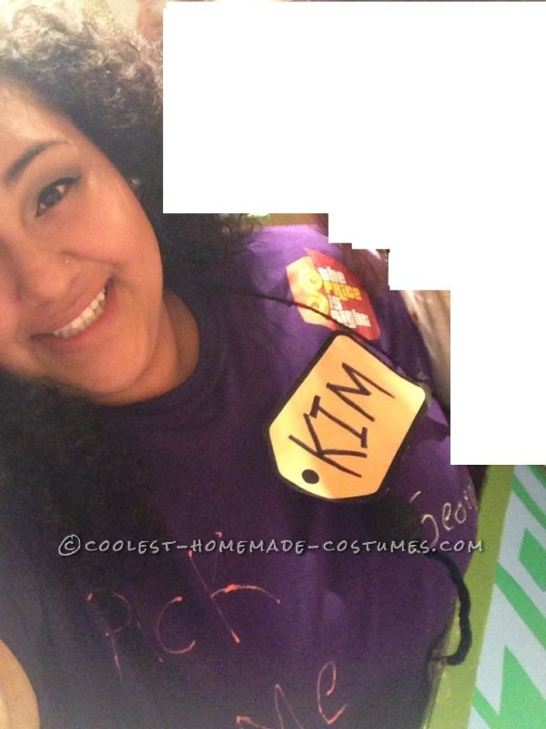 The Price Is Right Contestant Costume