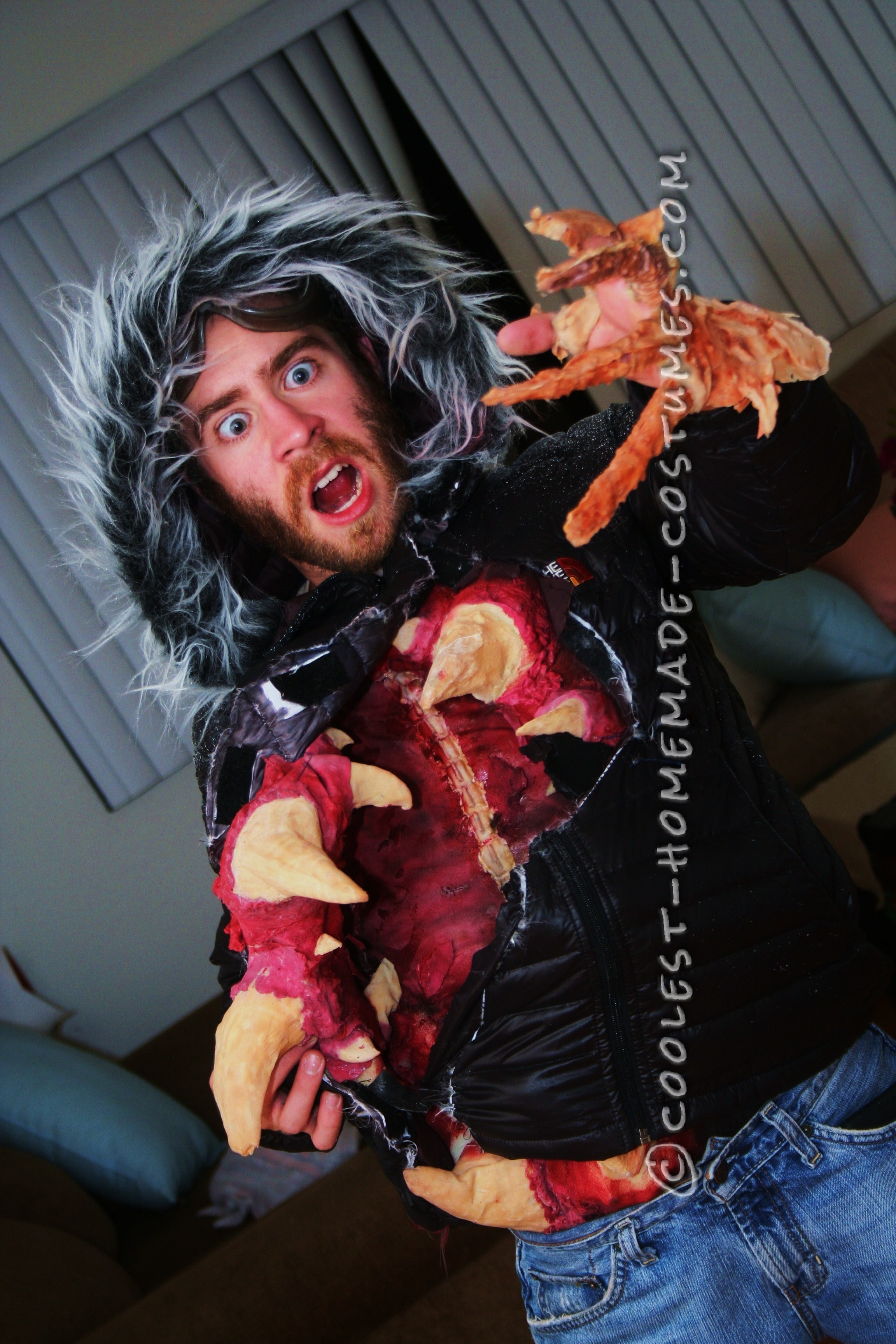 The Thing: A Homemade Costume Two Years in the Making
