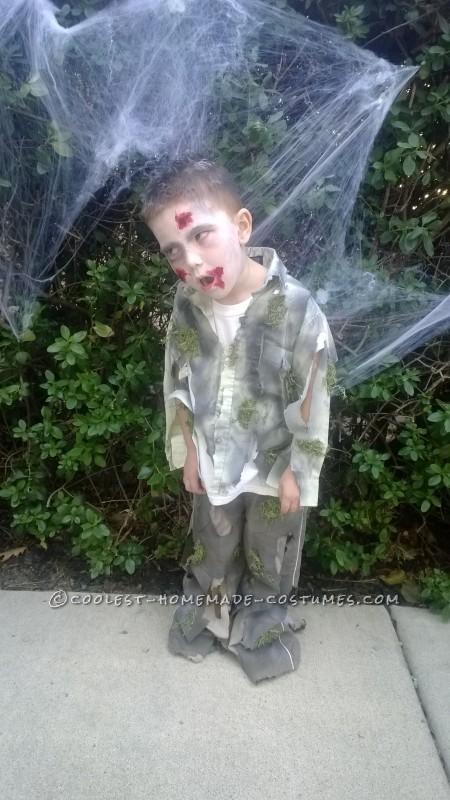 Zombie Kids Halloween Costumes