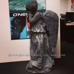 Weeping Angel Costume - 1