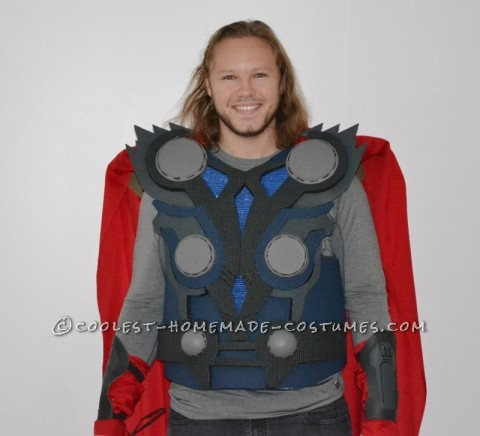How to Make a Cool Halloween Costume: Thor the God of Thunder