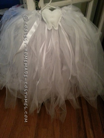 Tooth Fairy Costume for a Sweet Girl